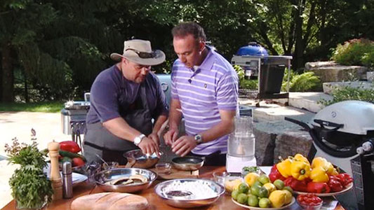 Link to Weber BBQ's Videos